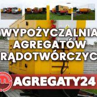 Wynajem agregatów prądotwórczych Stoczek Łukowski